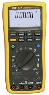 Quality VICTOR 189 Logging of True RMS Digital Multimeter for sale
