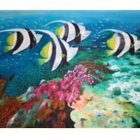 Buy cheap Art Fishes And Coral Reefs from wholesalers