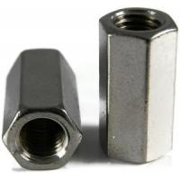 China Nuts stainless steel coupling nuts Coupling Nuts on sale