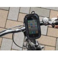Universal Waterproof Bike Mounts For Cell Phones / PDAs Manufactures