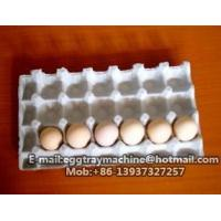 Paper tray products 18pcs egg tray Manufactures