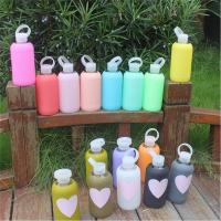 Glass Water Bottle Manufactures