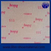 Buy cheap insole board Product name:1.25mm waterproof cellulose insole sheet from wholesalers