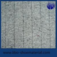 Buy cheap stripe insole board Product name:grey striate insole board from wholesalers