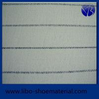Buy cheap stripe insole board Product name:white stripe insole sheet from wholesalers