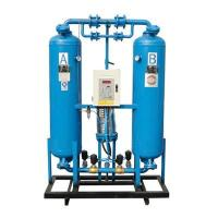 Air purification equipment externally heated purge desiccant compress air dryer Manufactures