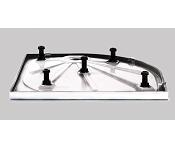 Quality resin stone shower tray shower tray for sale