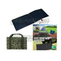 China 40W folding solar panel kit /12V battery charger for motorhome,caravan,boat,camping on sale