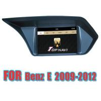 China Benz Car DVD Player for new Benz E 2013 with GPS Navigation Radio TV BT IPOD RDS on sale