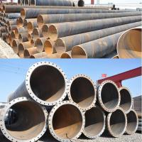 Steel Pipe SSAW Steel Pipe Iron & Steel Products Manufactures