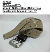 Buy cheap Fabric Belts Webbing Belt from wholesalers