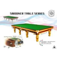 Tournament Champion SHARMA S-1 Billiard and Snooker Table Manufactures