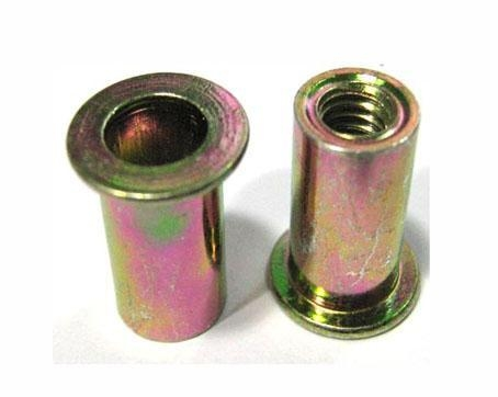 Quality Blind rivets and rivet nuts Threaded Insert for Plastics for sale