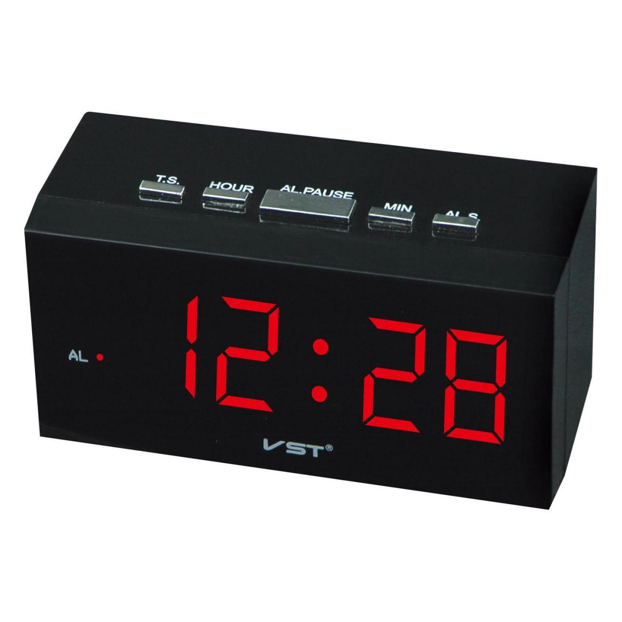 China LED desk alarm clock VST-772 wholesale