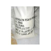 Buy cheap Agrochemicals and fertilizers Carbendazim from wholesalers