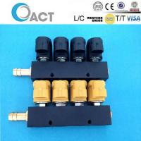 Multi point sequential injection 4,8cyl injector rail Manufactures