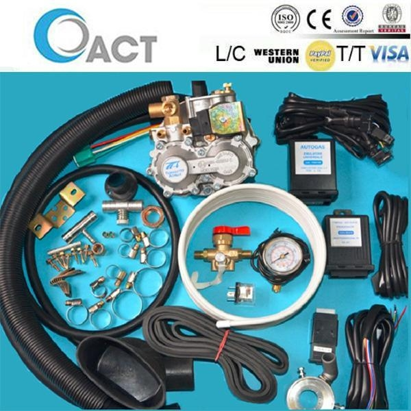 Quality cng conversion kits for sequential kit for sale