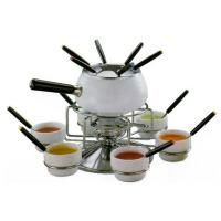 China Lazy Susan Fondue Set MD-TR009 on sale