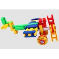3D Puzzle Model RBB-1 Plastic Building Blocks Manufactures