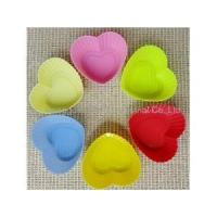 Buy cheap Silicone onlays Silicone muffin cake mold from wholesalers