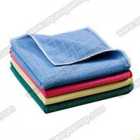 China Microfiber Waffle Floor Cloth 9901 on sale
