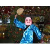 China Chinese southern lion dance male taitaufat and costume on sale