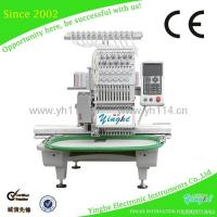 YH-1201Single head Flat computerized embroidery machine Product Description Manufactures