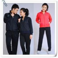 China knitted tracksuit 618 wholesale