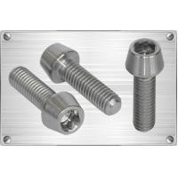 Screws Titanium Tapered Socket Head Cap Screw Manufactures
