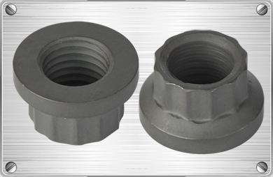 Quality Nuts Titanium 12 points flange nut for sale