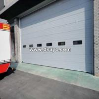 China sectional industrial door #DSO002 on sale