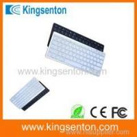 China New arrival!!! ultra thin bluetooth keyboard for iphone on sale