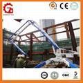 Placing Radius 13m Mobile Hydraulic Concrete Placing Boom Manufactures