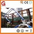 China Placing Radius 13m Mobile Hydraulic Concrete Placing Boom