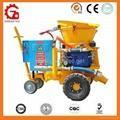 Quality in Stock GZ-5with CE ISO famous brand electric motor concrete spraying machine for sale