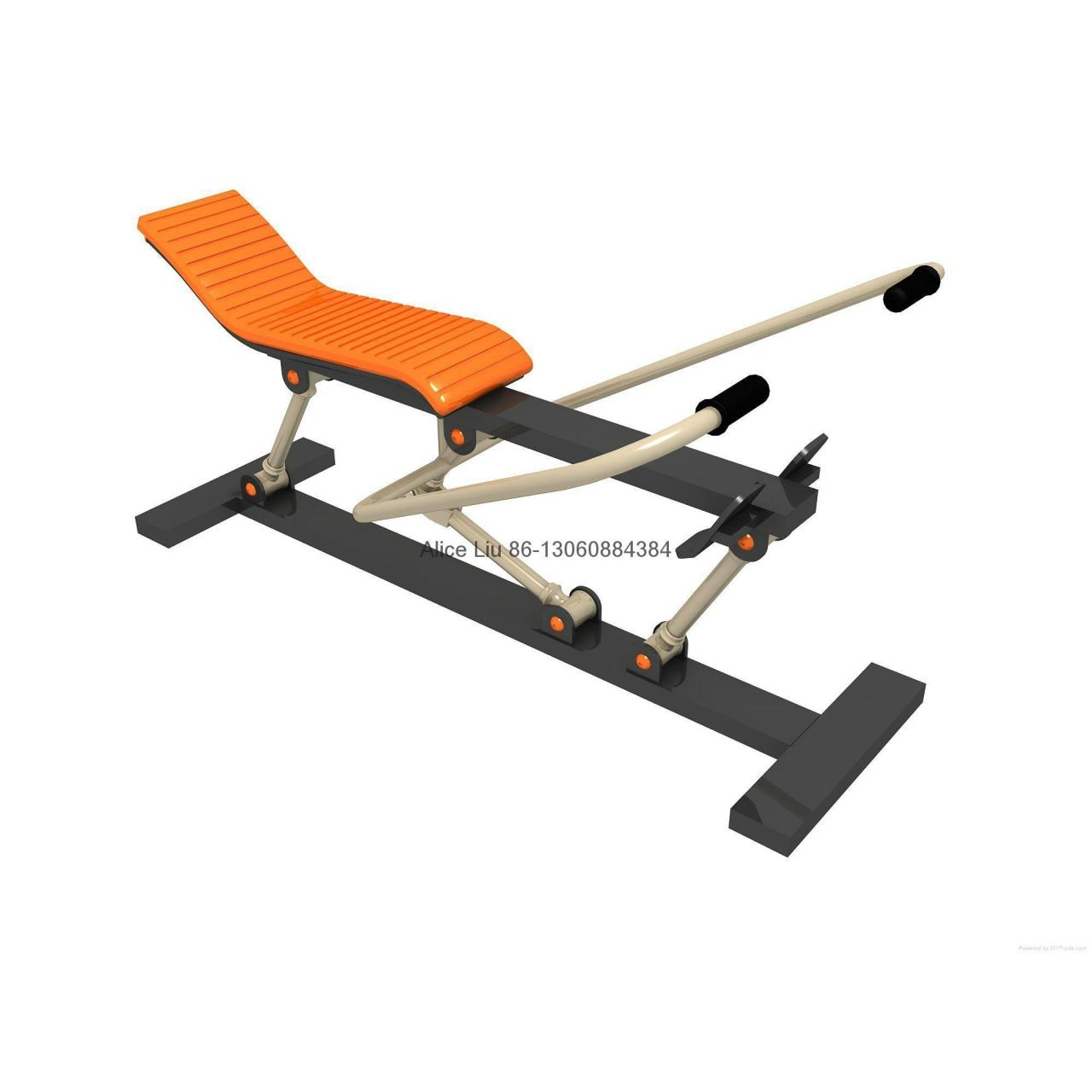 Rowing machine outdoor body-building equipment Manufactures