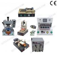 Buy cheap Full Set oca laminating machines for lcd screen repairing from wholesalers