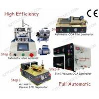 Buy cheap Full Automatic Mobile phone repair equipment for LCD Screen refurbishing from wholesalers
