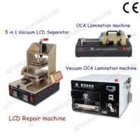 Buy cheap 2015 Wholesale Mobile Phone Lamiantion Machine Kit for LCD Cover Repairing from wholesalers