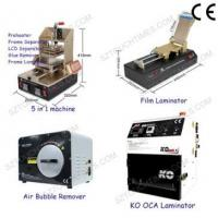Buy cheap Full Kit OCA Machines for Max 7inch LCD Screen Refurbish from wholesalers