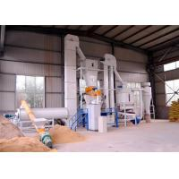 China Molding series Wood Pellet Fuel Production Line on sale