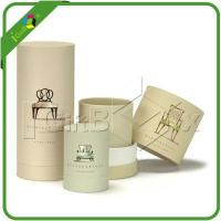 China Round Boxes Paper Cylinder Boxes with Cardboard Circles for Australia on sale