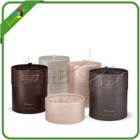 Round Boxes Recyled Paper Round Storage Boxes with Lids Manufactures