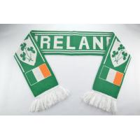 Buy cheap Custom Knitted Fan Scarf-ADCH1018 from wholesalers