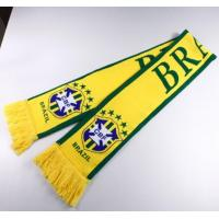 Buy cheap Custom Knitted Fan Scarf-ADCH1054 from wholesalers