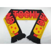 Quality Custom Knitted Fan Scarf-ADCH1019 for sale