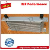Oil Cooler System Product Universal Silver Transmission British Mocal Style Oil Cooler Manufactures
