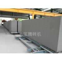 China aerated concrete block making machine (an annual output of 50000 cubic ) on sale