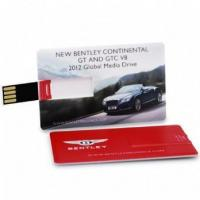 CA-01Name Card USB Flash Drive Printing for Name Address and Website Manufactures