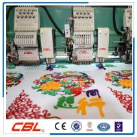China Model:CBL 12 heads chenille multi-function computerized embroidery machine on sale